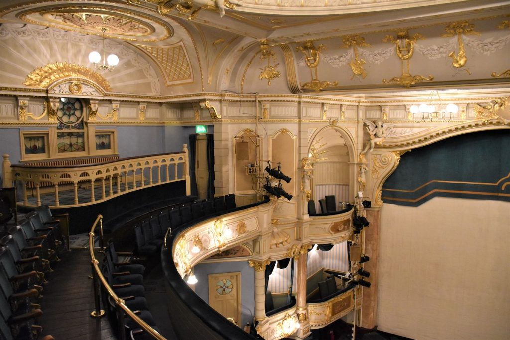 buxton Opera House Upper Circle
