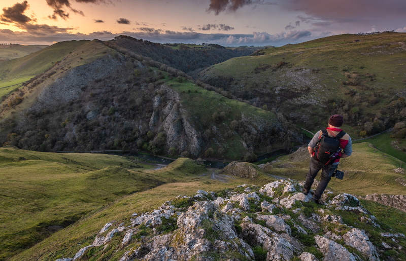 Dovedale by Wesley Kristopher Champbers