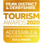 Peak District & Derbyshire Accessible and Inclusive Tourism Gold Award