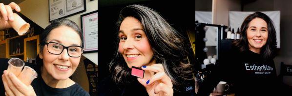 EstherMarie make up expert
