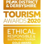 Peak District & Derbyshire Ethical, Responsible & Sustainable Tourism Gold Award