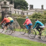 Tissington Hall cycle tour