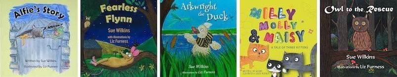 Sue WIlkins children's books