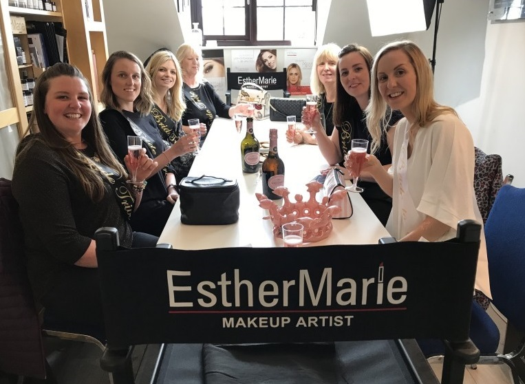 Workshop with Make-up artist Esther Marie