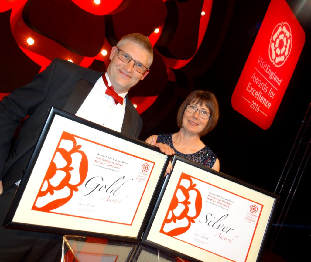 Visit England Awards for Excellence 2016