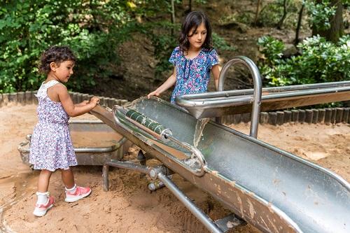 Adventure Playground at Chatsworth House