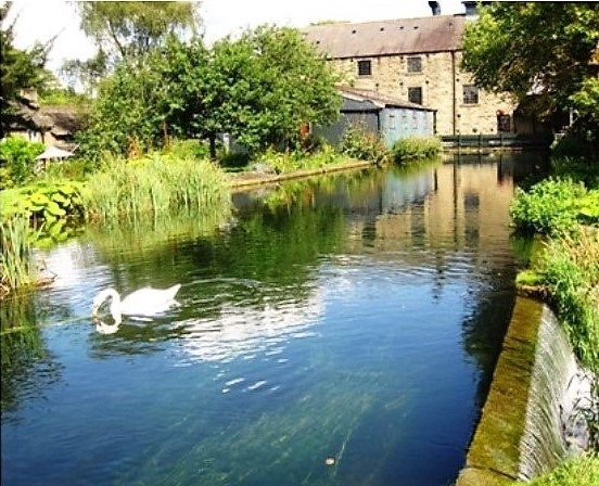 Caudwell's Mill at Rowsley